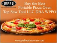 Best Portable Pizza Ovens   Top Saw Tool LLC DBA WPPO