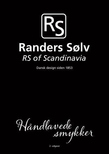 Randers Sølv Katalog 2018