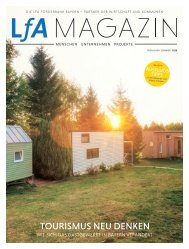 LfA Magazin Frühjahr/Sommer 2019