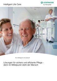 Lösungen für sichere und effiziente Pflege - Honeywell Life Safety ...