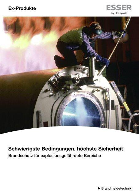 Die Ex-Produkte - Honeywell Life Safety Austria and