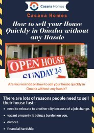 Check Out The Tips To Know How To Sell Your House Quickly