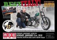 02-2018 MBE Verona Bikeshow