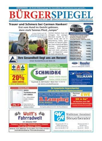 April 2019 | Bürgerspiegel