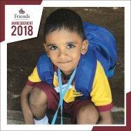 Friends Kinderhilfe Jahresbericht 2018