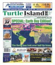 Turtle Island News - 04/17/2019