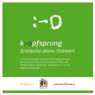 Exposé_Projekt_Kopfsprung