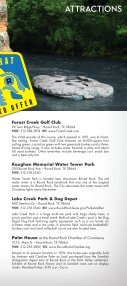 Round Rock Visitors Guide - Page 5