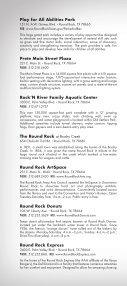 Round Rock Visitors Guide - Page 6