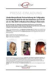 Pressemitteilung Calligraphy-Cut-Challenge 2019_Preisverleihung