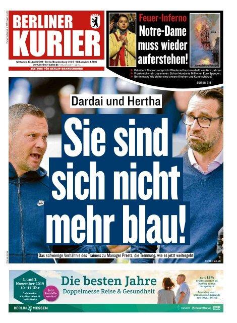 Berliner Kurier 17.04.2019