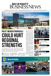 Bay of Plenty Business News April/May 2019