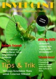 Invertebrate Magazine for Student