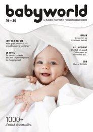 Babyworld Katalog - Französisch