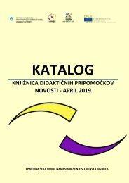 katalog novosti