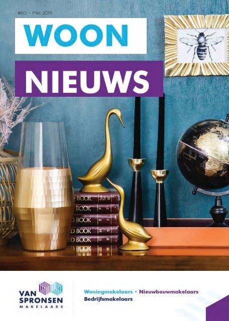 E-magazine Van Spronsen Makelaars mei 2019