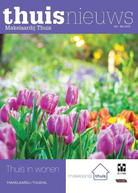 E-magazine Makelaardij Thuis mei 2019