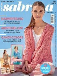 Sabrina Nr. 6/2019 - Blick ins Heft