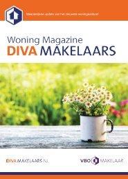 Emagazine Diva Makelaars mei 2019
