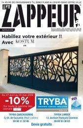 Le P'tit Zappeur - Carcassonne #418