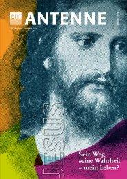 ERF ANTENNE 0506 2019 Warum Jesus?