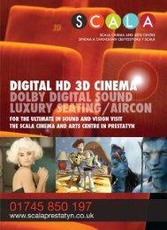 SO U N D |.I.|XIl RY, SEATING/Al RCON - Scala Cinema and Arts ...