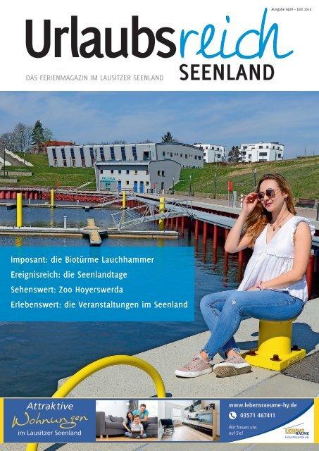 Urlaubsreich Seenland April 2019