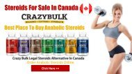 Buy Canadian Steroids