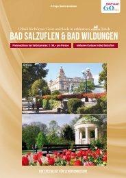Bad Salzuflen & Bad Wildungen