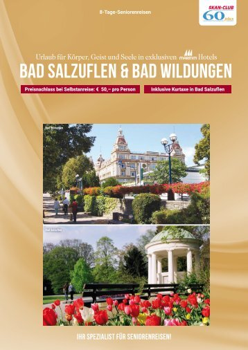 Bad Salzuflen & Bad Wildungen