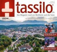 Tassilo, Ausgabe Mai/Juni 2019 - Das Magazin rund um Weilheim und die Seen