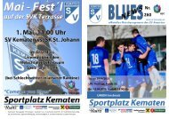 Blues News 260 - SV Kematen vs. UNION Innsbruck