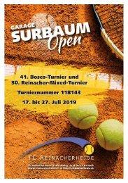Garage Surbaum Open 2019