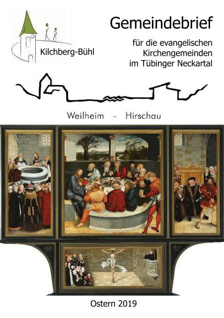Gemeindebrief Ostern_Frühjahr_2019