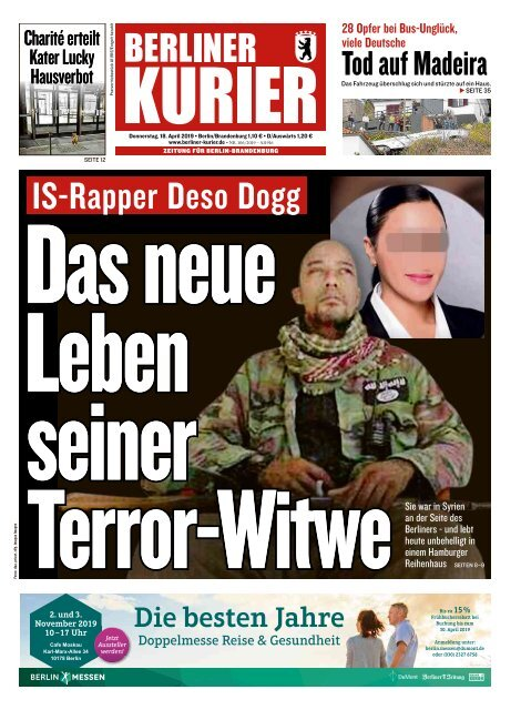 Berliner Kurier 18.04.2019