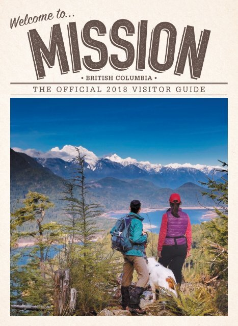 Mission Visitor Guide 2018