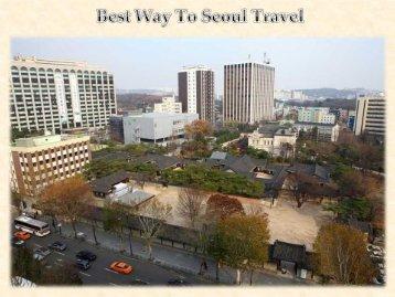Seoul Travel By KIM'S TRAVEL