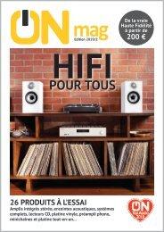 ON mag - Guide Hifi pour tous