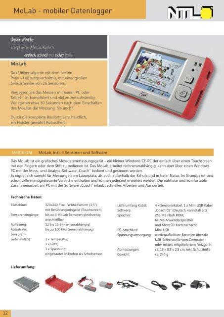 NTL Computer unterstütztes Lernen   Physik   Bachmann Lehrmittel
