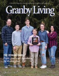 Granby Living May2019