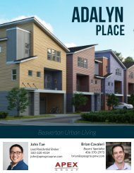 Adalyn Place | New Development |New Lots Available