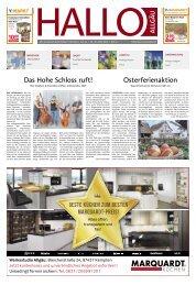 Hallo-Allgäu Memmingen vom Samstag, 20.April
