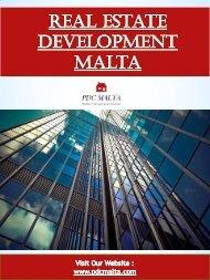 Real Estate Development Malta