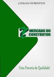 Catálogo Mercado do Construtor