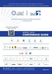 ADIPEC 2019 Oil & Gas 4.0 Conference Brochure