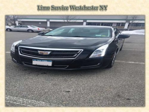 Limo Service In Westchester NY
