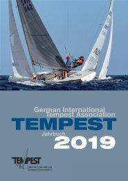 TEMPEST Jahrbuch 2019
