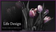 Apresentação Life Design