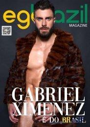 EGOBrazil Magazine - Mister Brasil Gabriel Ximenez - Maio 2019