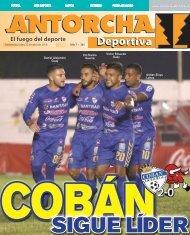 Antorcha Deportiva 365